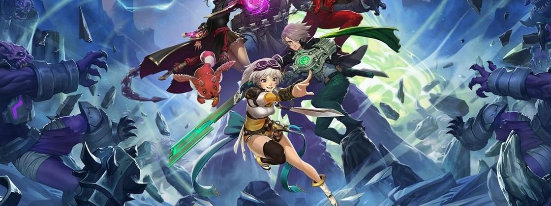 Команда энтузиастов из Epic Games выпустила бесплатную пошаговую RPG игру Battle Breakers.