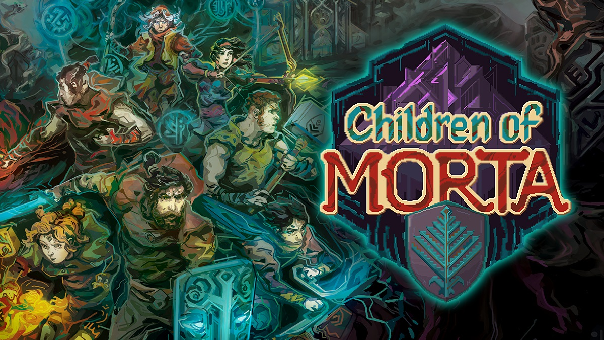 RPG игра Children of Morta выйдет на Nintendo Switch 20 ноября.