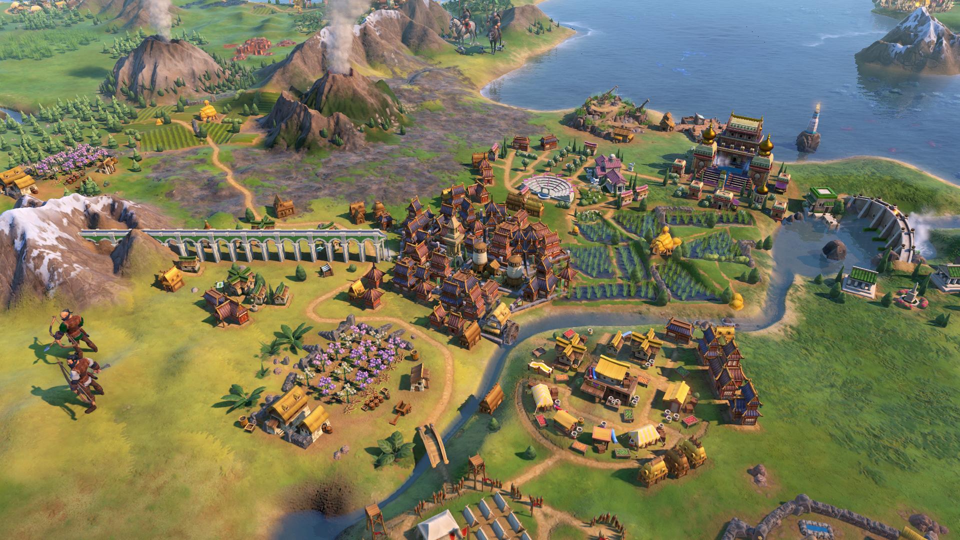 Игра Civilization VI выйдет 22 ноября 2019 на PS4 и Xbox One.