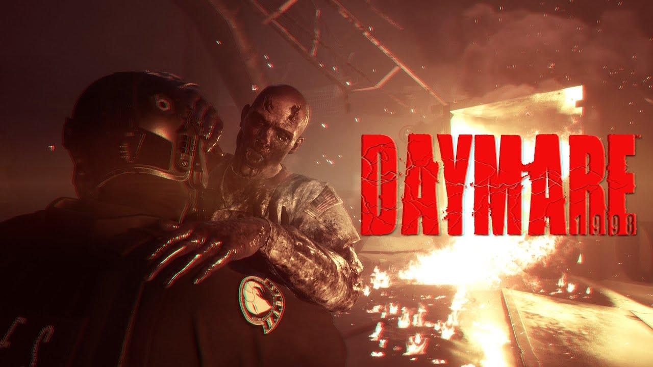 Хоррор-игра на выживание Daymare: 1998 выйдет на консолях в 2020 году.