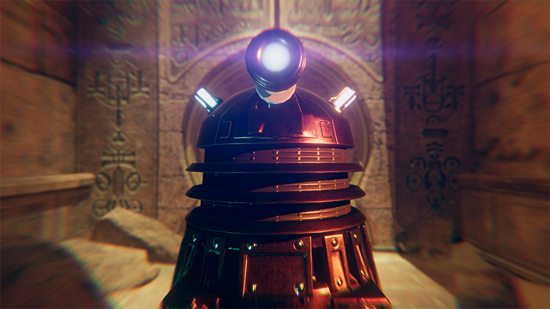 VR игра Doctor Who: The Edge of Time вышла на PC VR (Oculus Rift, HTC Vive, HTC Vive Cosmos и Valve Index) и PlayStation VR.