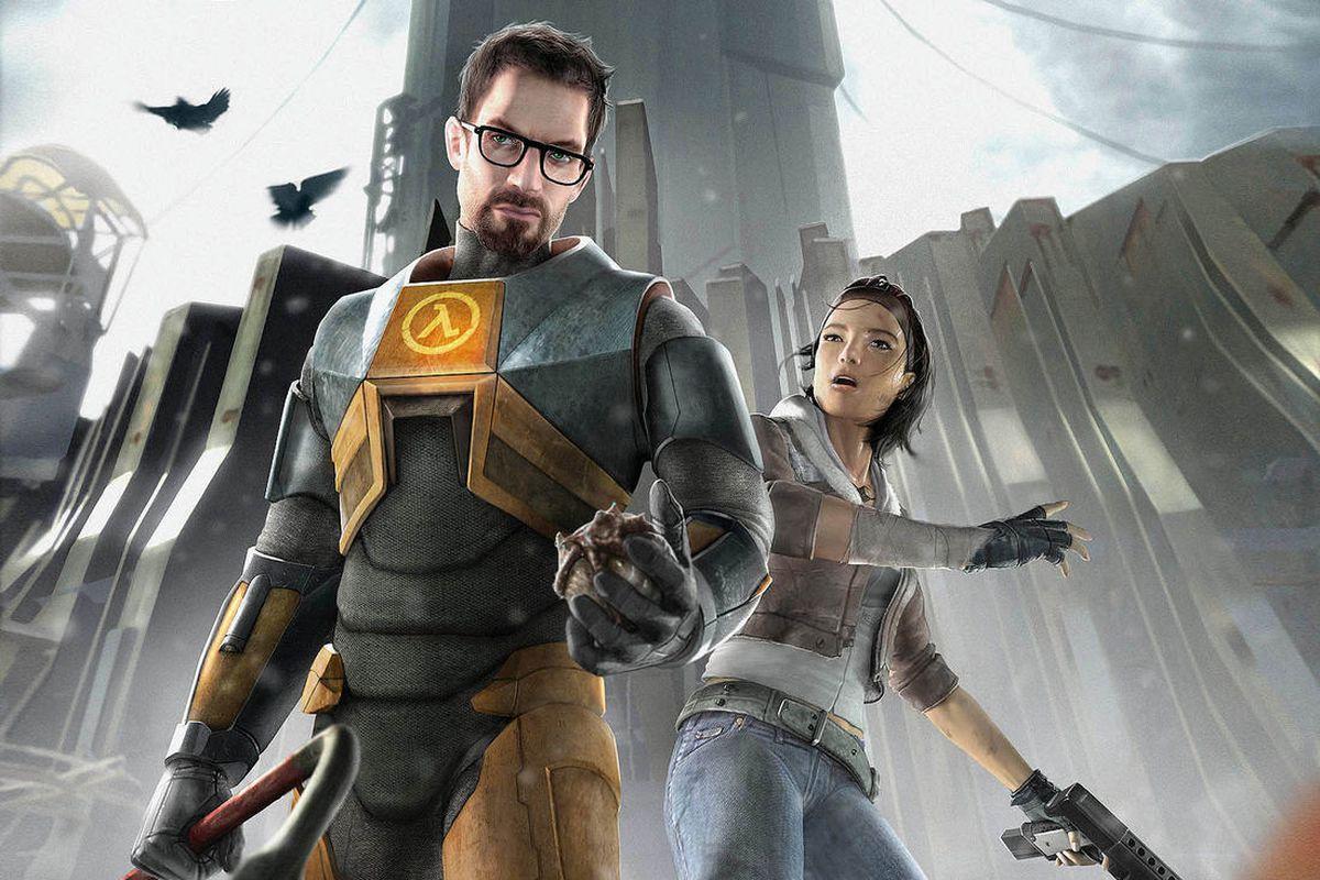15 лет назад вышел научно-фантастический шутер от первого лица Half-Life 2.