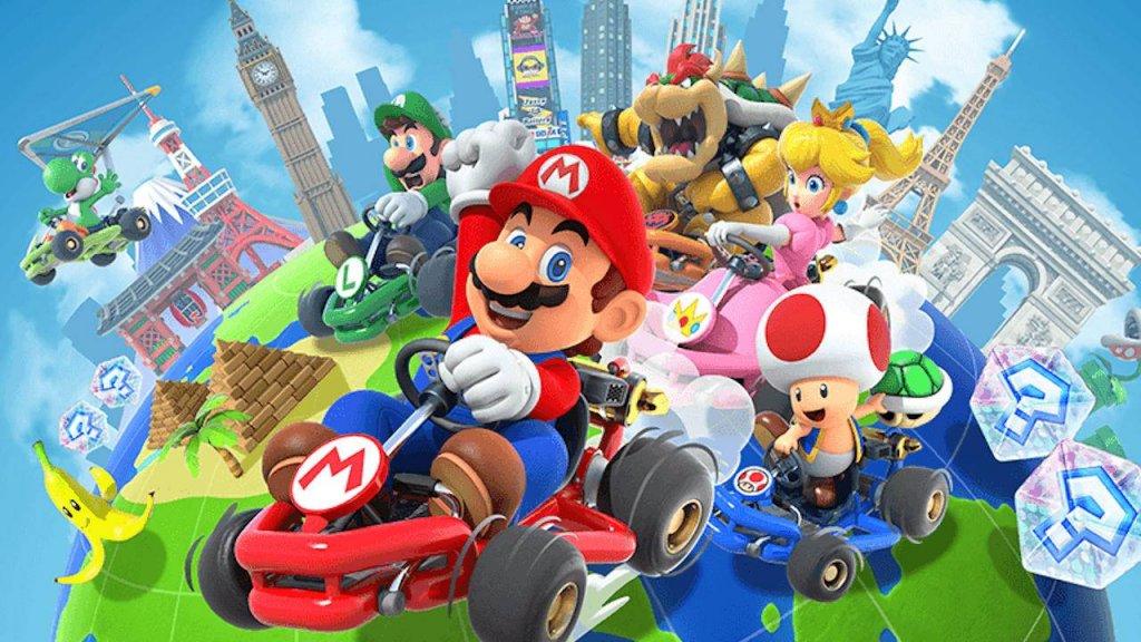 Мобильная игра Mario Kart Tour за первый месяц получила 120 млн скачиваний и заработала больше 37 млн долларов.