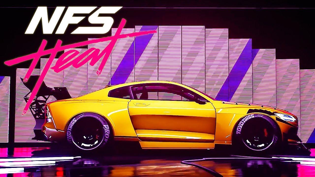 Игра Need for Speed: Heat стала самой успешной из серии NFS в первую неделю после релиза по количеству игроков.
