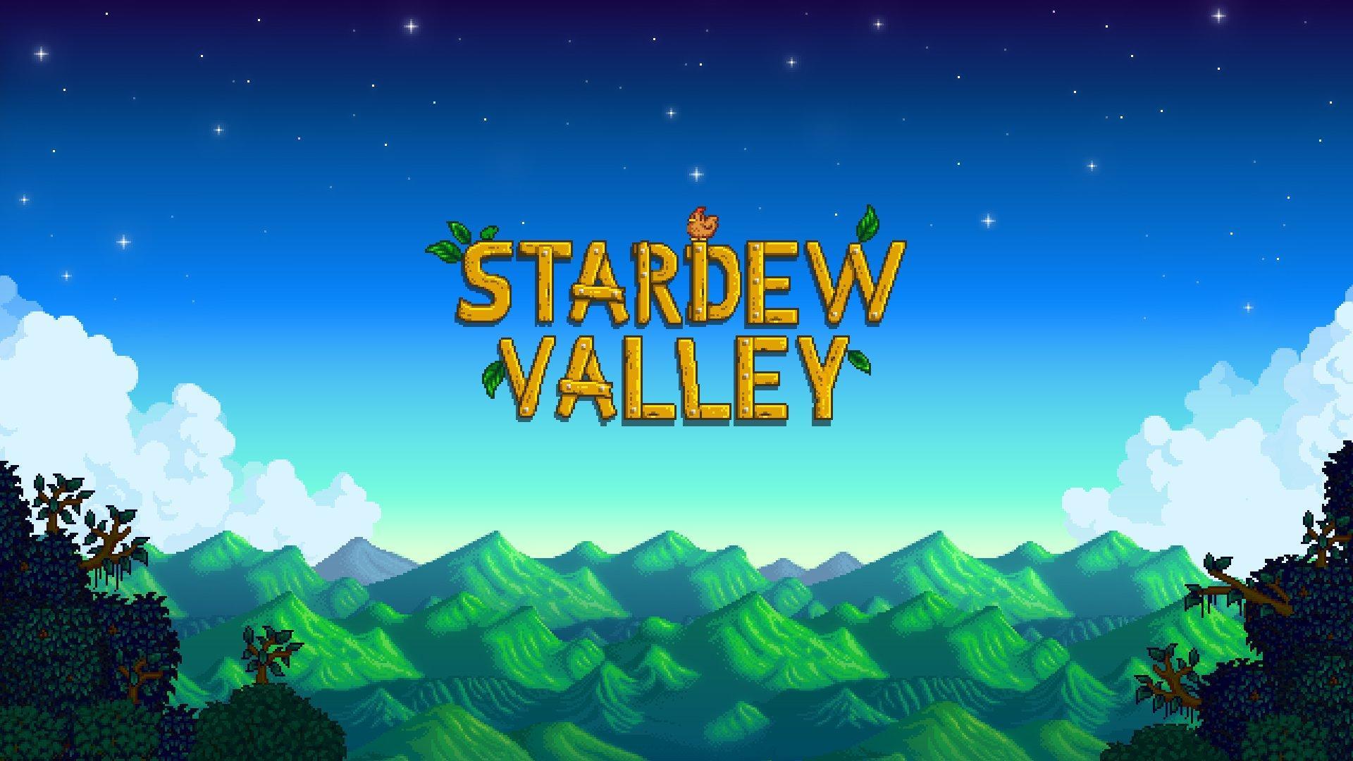 Eric Barone выпустит большое обновление игры Stardew Valley на PC 26 ноября 2019 г.