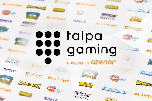 Talpa Network и Azerion объединяются и будут делать казуальные игры.