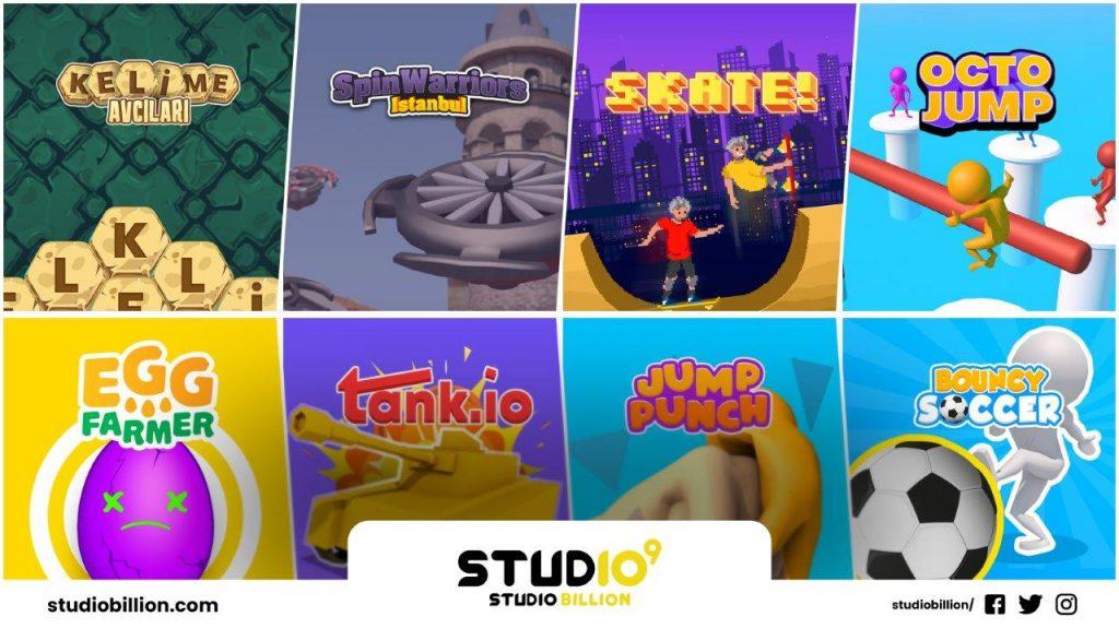 Турецкий разработчик мобильных казуальных игр Studio Billion привлек второй раунд инвестиций от Tarvenn.