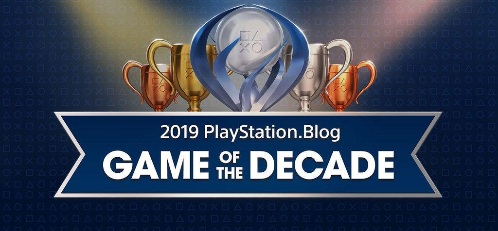 PlayStation Blog проводит голосование за лучшую игру десятилетия.
