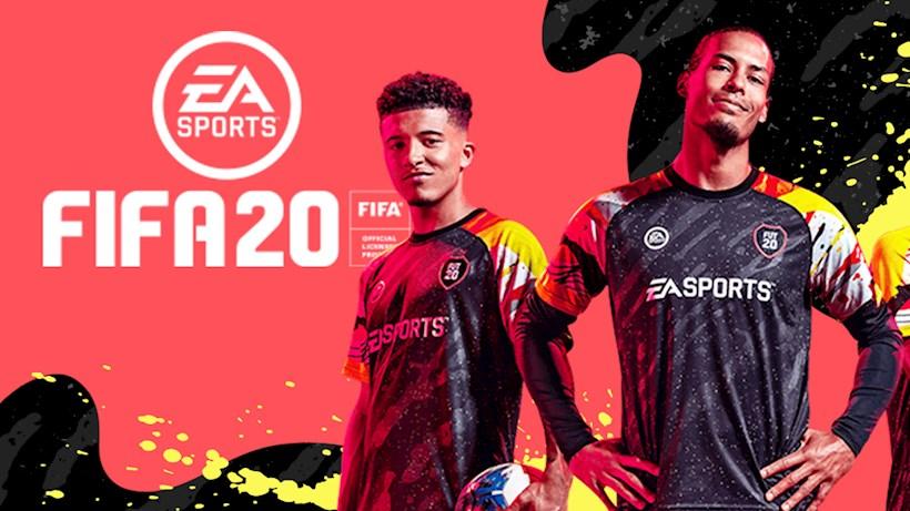 Британские рейтинги в неделю перед Черной пятницей и до 30 ноября включительно:  FIFA 20 в топе розничных продаж.