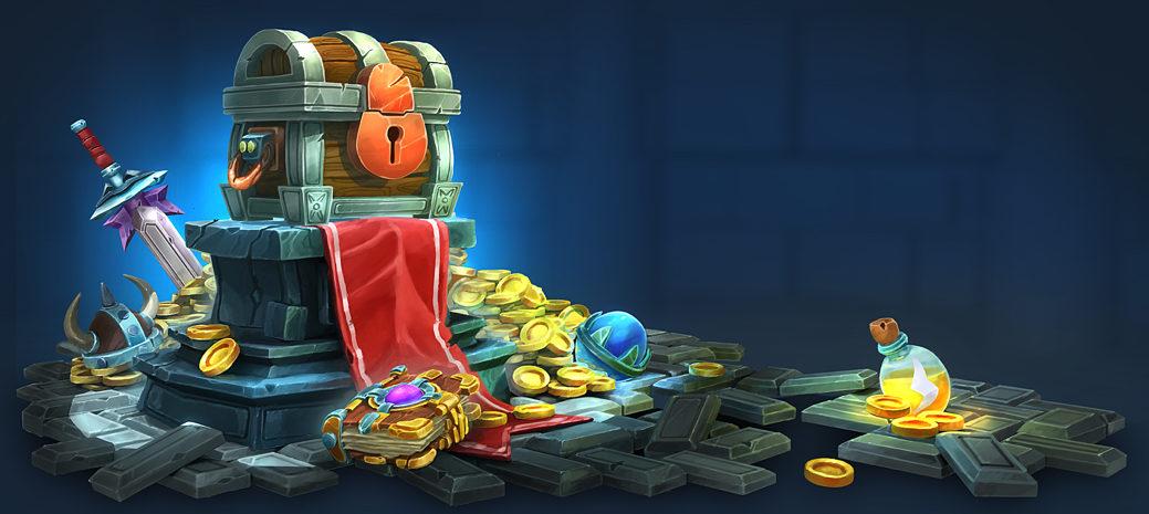 Игра Dragon Champions заработала 1 млн долларов в первые 29 дней после релиза.