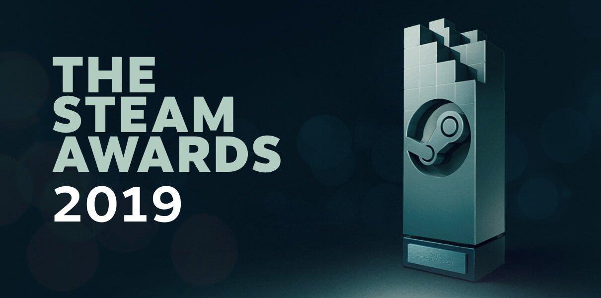 Известны победители премии The Steam Awards 2019.