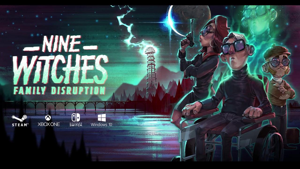 Diego Cánepa о своей новой игре Nine Witches: Family Disruption и о том, как после 20 лет в геймдеве уйти в инди