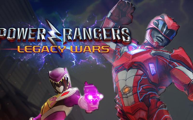 Animoca Brands купили разработчика файтинга Power Rangers: Legacy Wars.