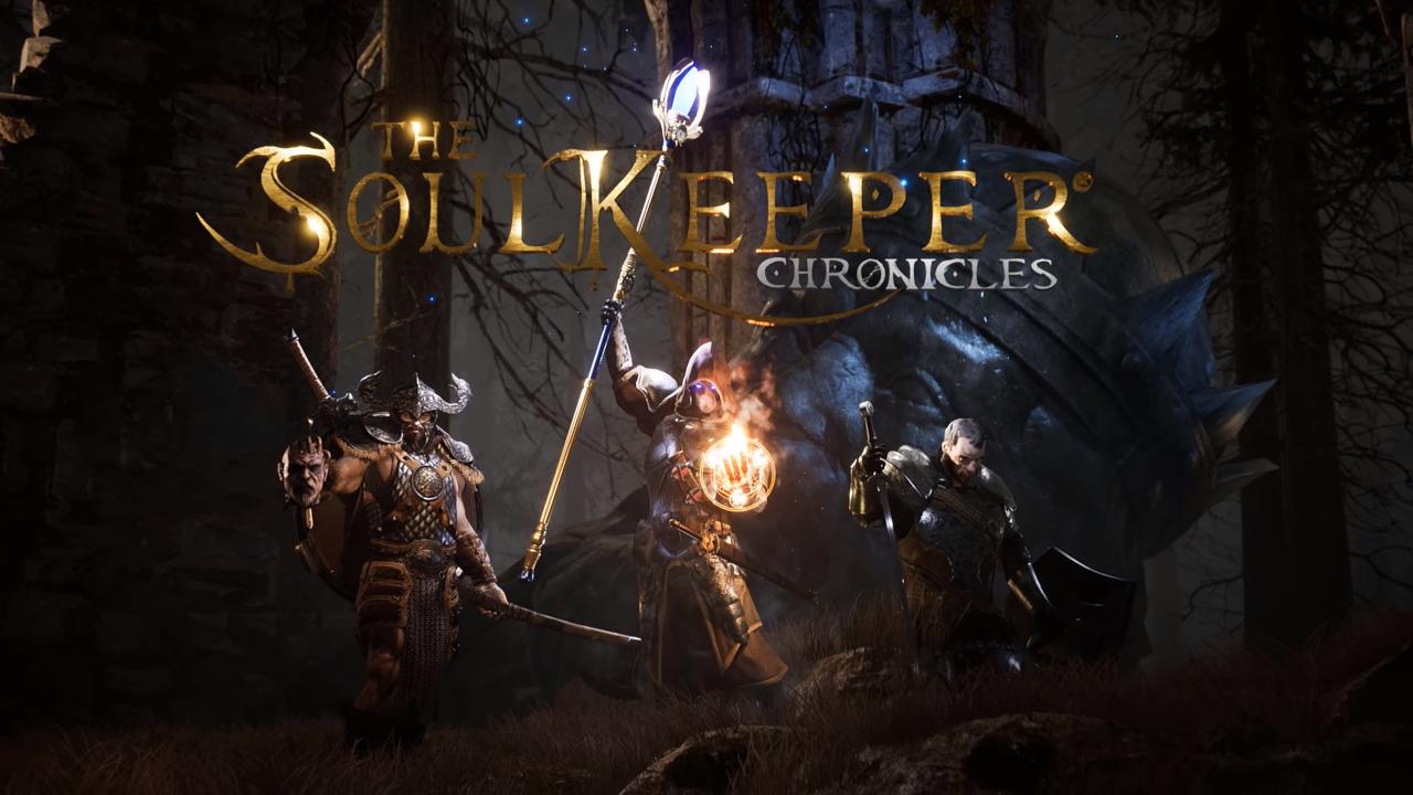 Игровая студия HELM Systems работает над игрой The SoulKeeper: Chronicles для VR и PC.