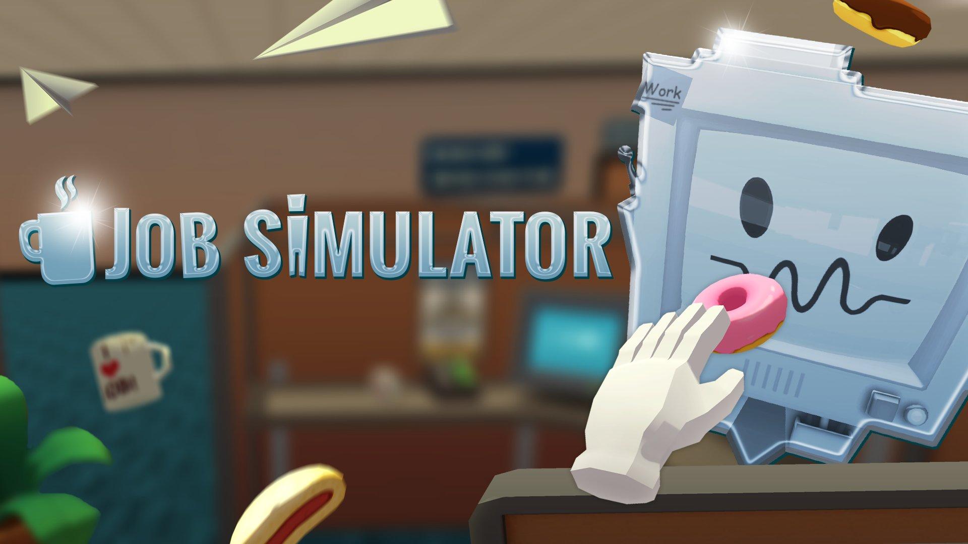Продажи VR игры Job Simulator превысили 1 млн копий.