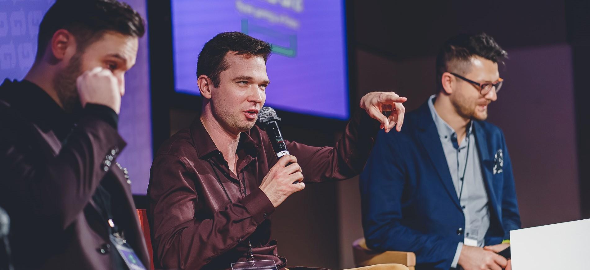 """Borys Musielak из SMOK Ventures: """"Когда вы берете деньги у венчурного фонда, вы должны быть психологически готовы в будущем продать свою компанию""""."""