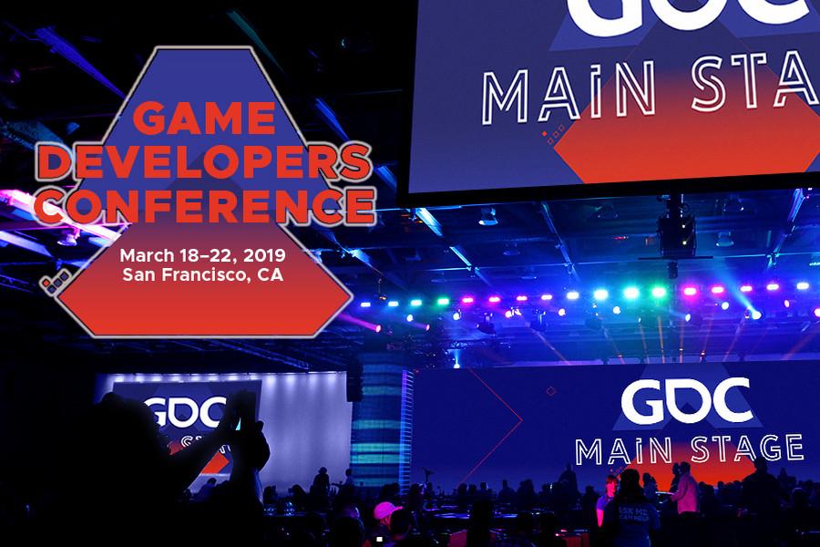 Расписание видеозаписей докладов GDC в Twitch с 16 по 20 марта 2020 года.
