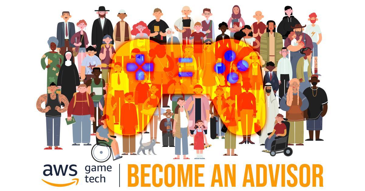Amazon ищет разработчиков игр для развития комьюнити AWS Game Developers Council.