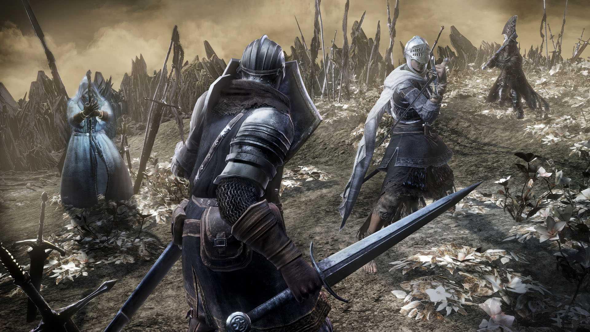 Суммарные продажи игр из серии Dark Souls достигли 27 млн копий