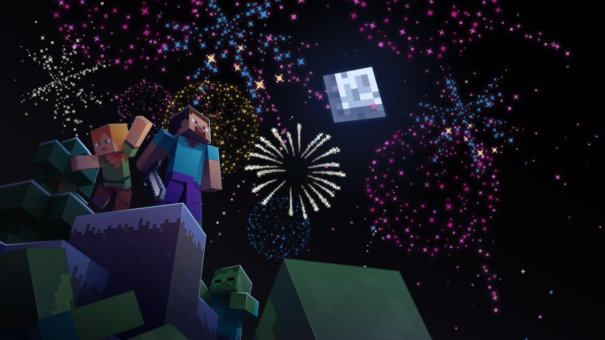 Mojang Studios: продажи Minecraft превысили 200 млн копий.