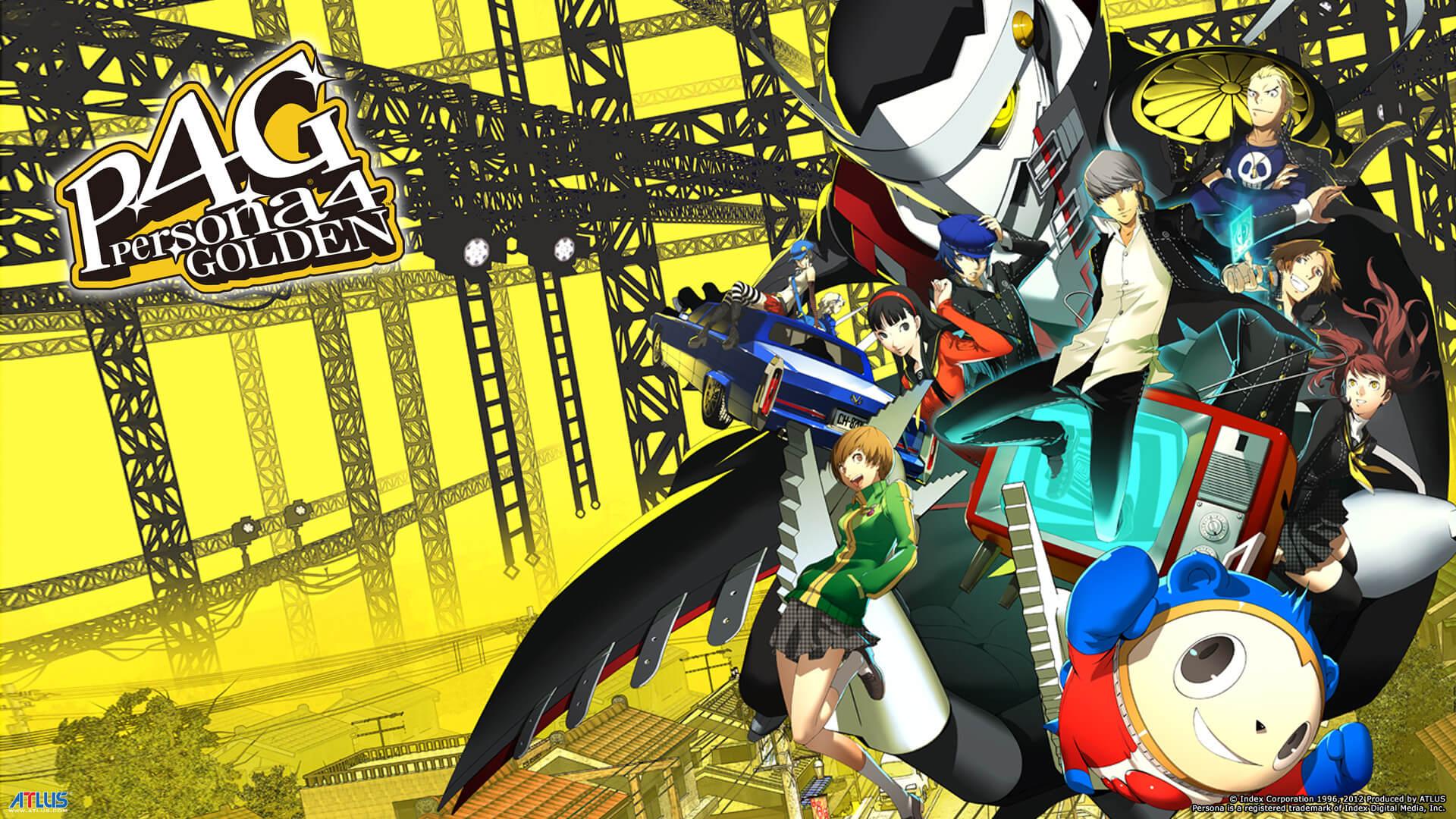 Пик онлайна игроков в Persona 4 Golden в первые 4 часа после релиза превысил 20 тысяч пользователей