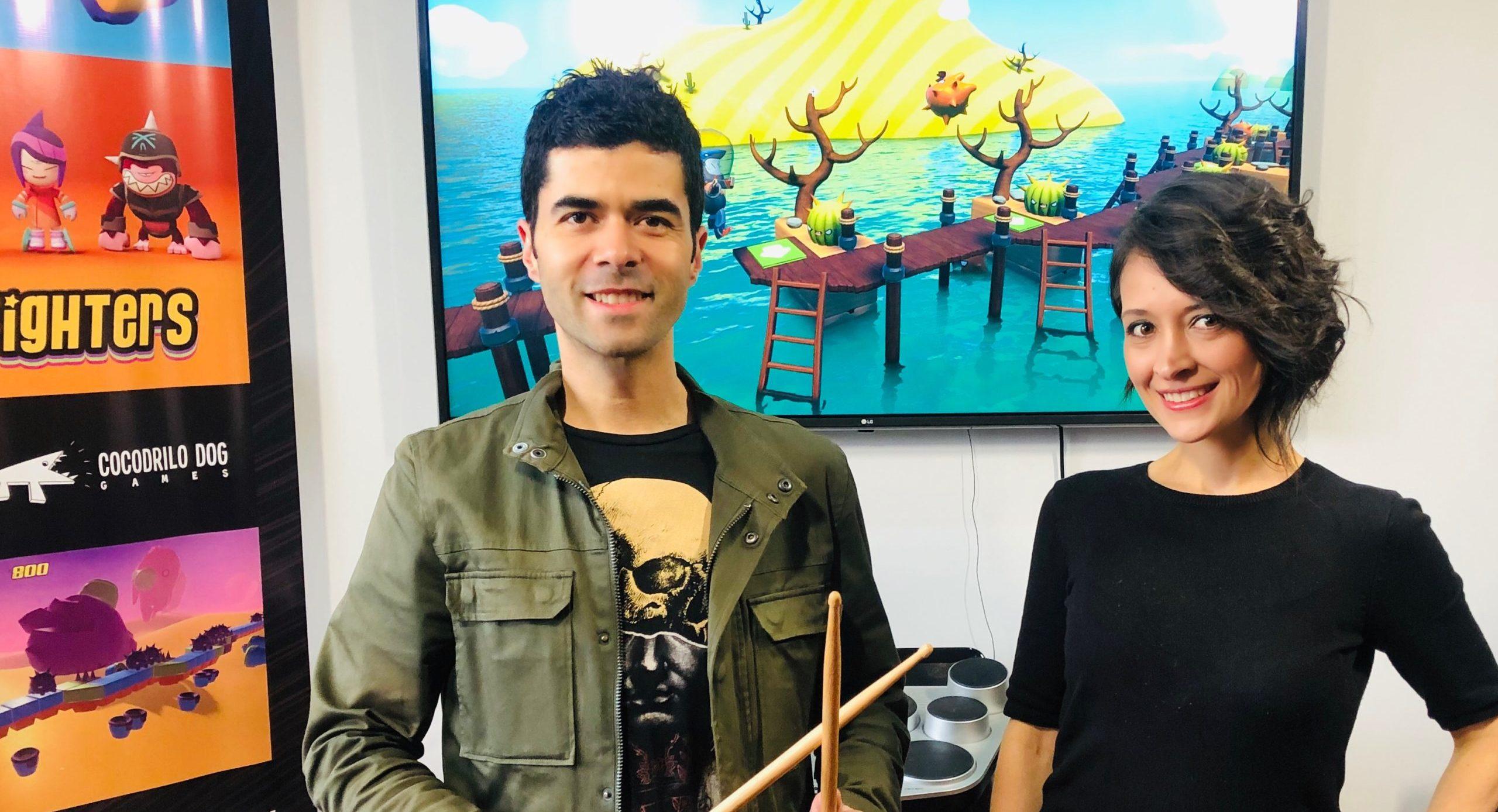 Margarita Torres, соучредитель игровой студии Cocodrilo Dog из Колумбии, о музыкальных видеоиграх