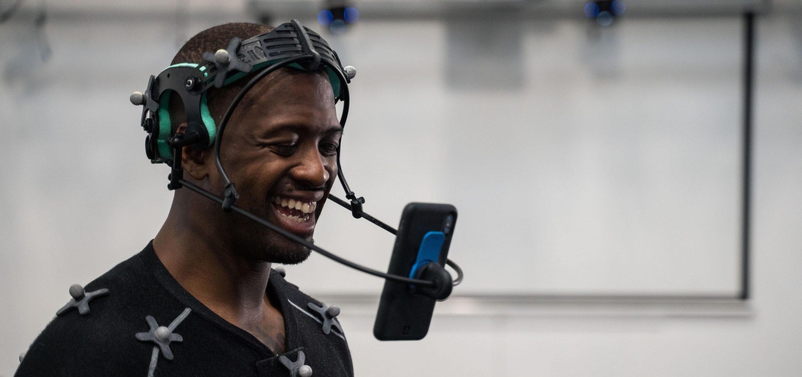 Ace Ruele из Великобритании о профессии актера motion capture