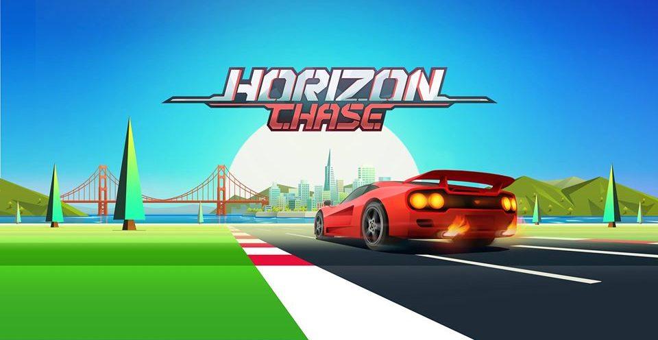 Количество загрузок мобильной игры Horizon Chase превысило 50 млн