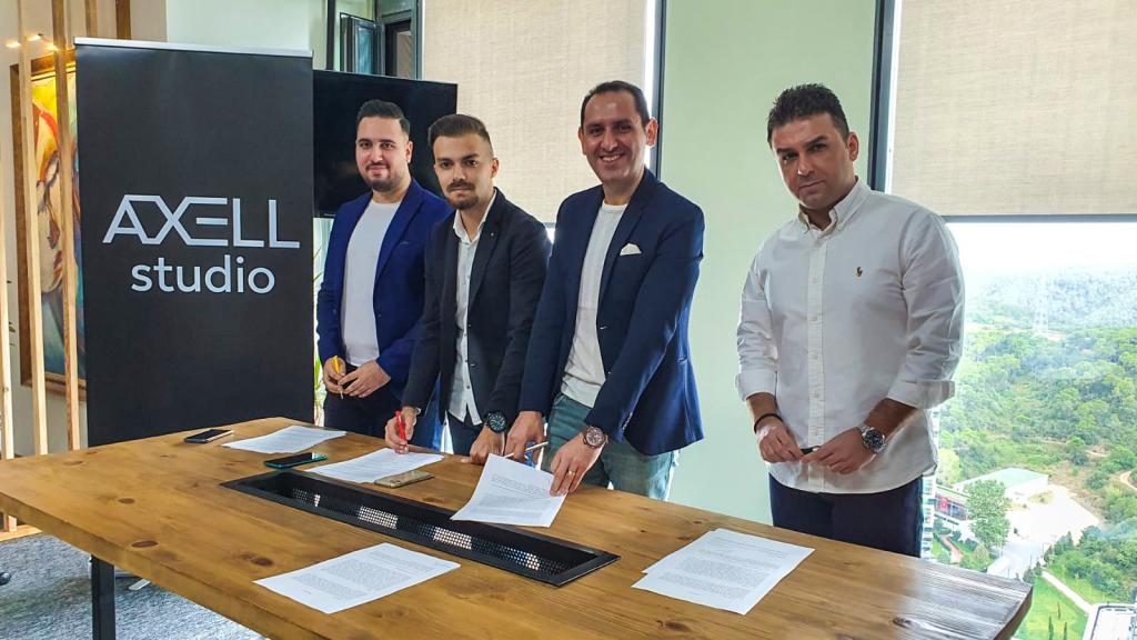 Турецкий разработчик мобильных игр Axell Studio получил $400 000 инвестиций