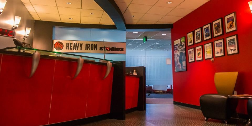 Keywords Studios купили Heavy Iron Studios