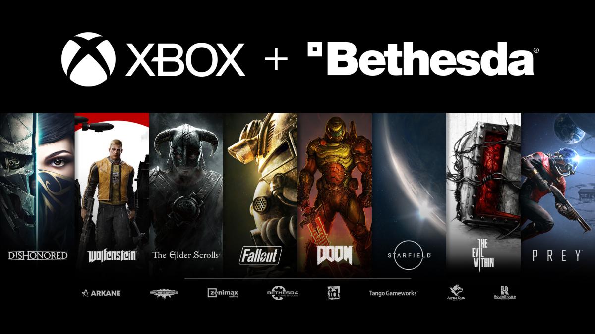 Microsoft покупает ZeniMax Media и все внутренние студии компании