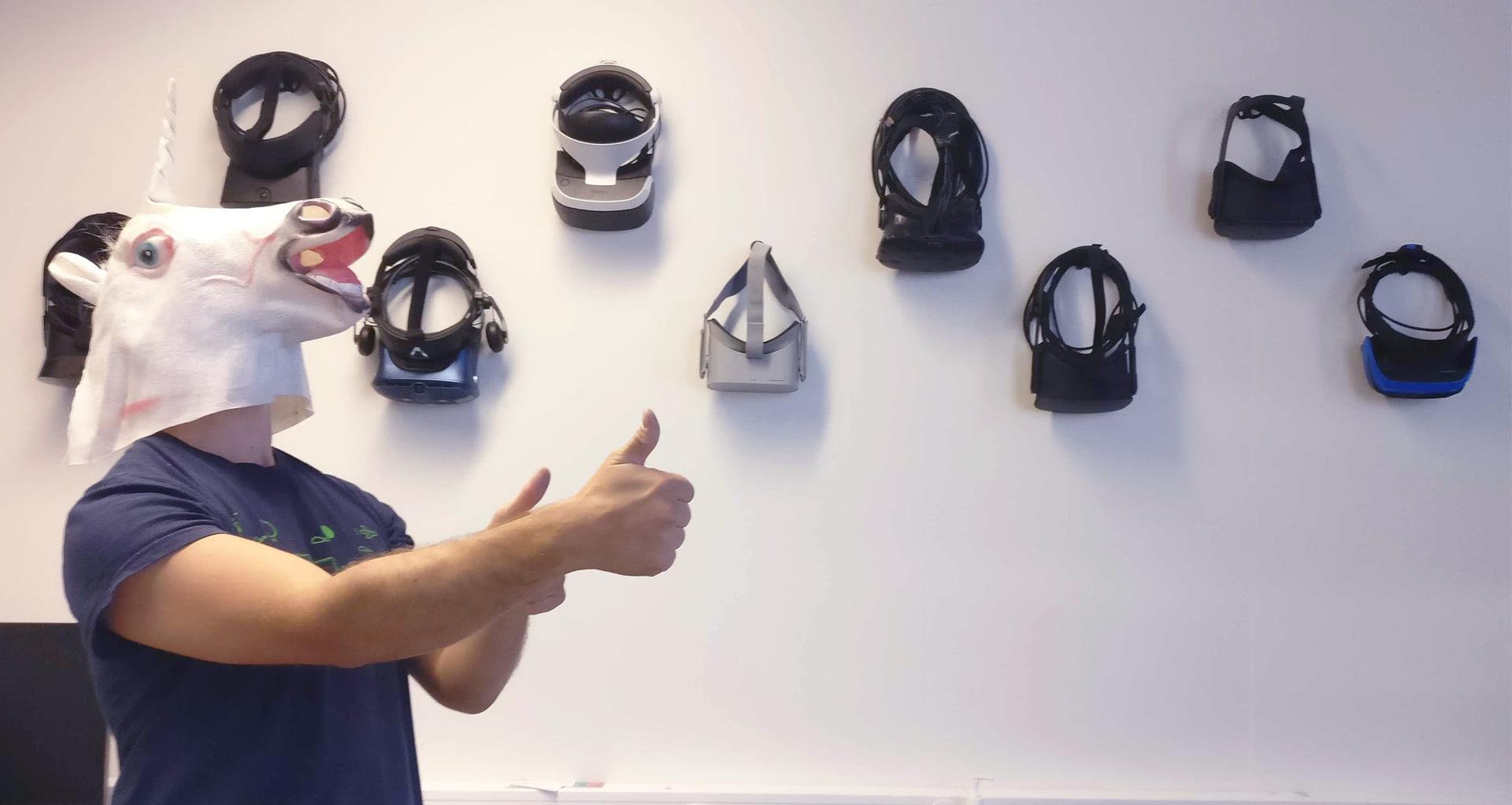 Jani Kaipainen, COO & VR продюсер в финском MeKiwi