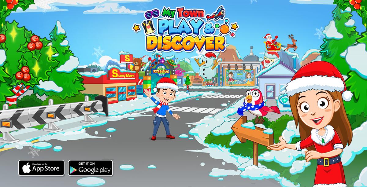 My Town Games заняли второе место в мире по загрузкам детских мобильных приложений
