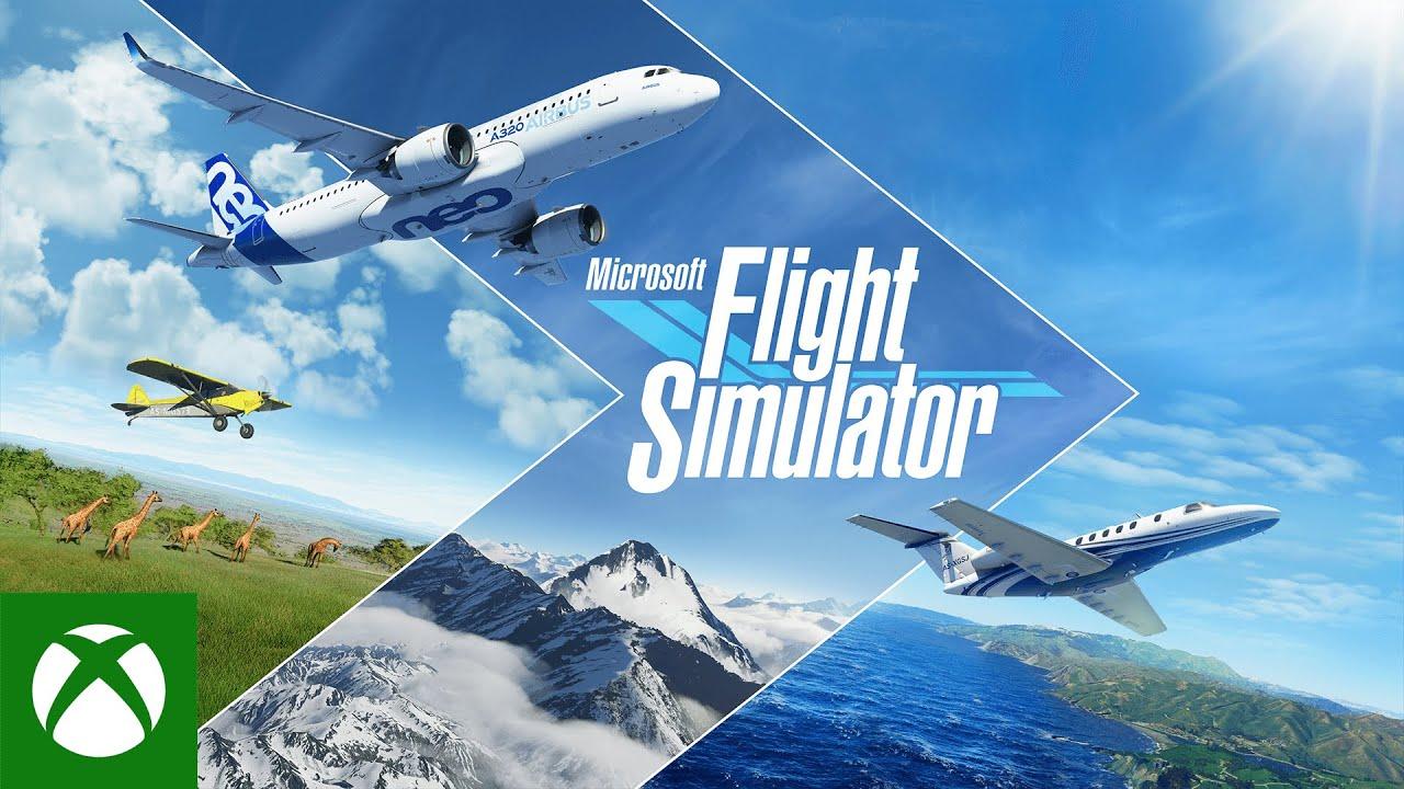 Количество игроков в Microsoft Flight Simulator превысило 2 млн человек