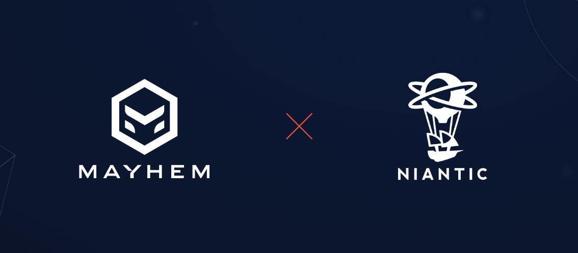 Niantic купили игровой сервис Mayhem Interactive